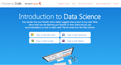 http://www.choosetocode.com/DataScience/Sign-In.aspx