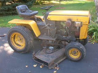 Farm King 990A Tractor with Tiller $700