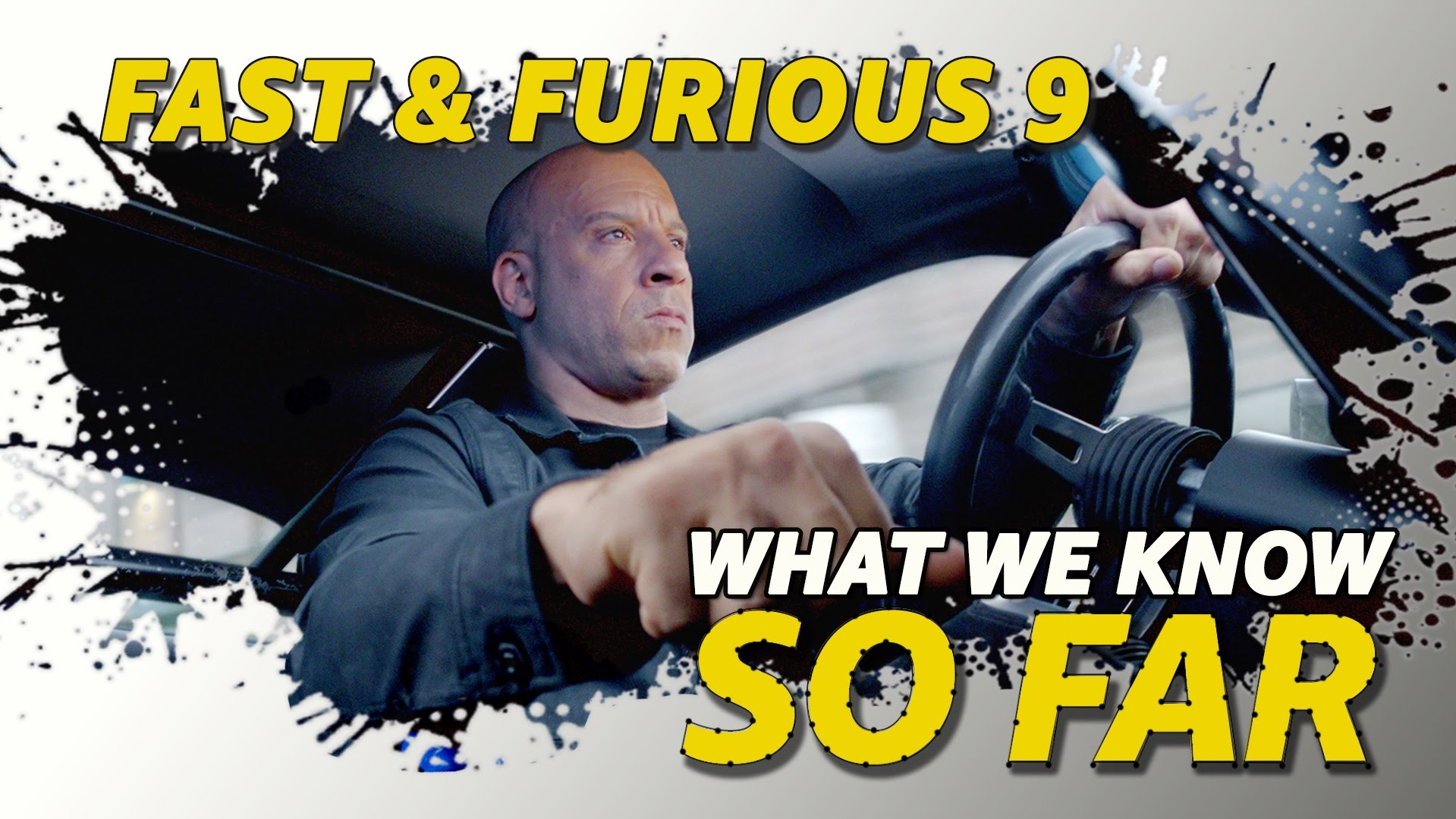 Fast and Furious 9 2020 Full Movie Download 720p HINDI