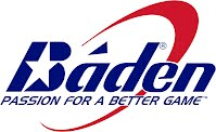 Baden is the official softball of Fastpitch Showdowns