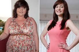 Fat Diminisher System Before and After