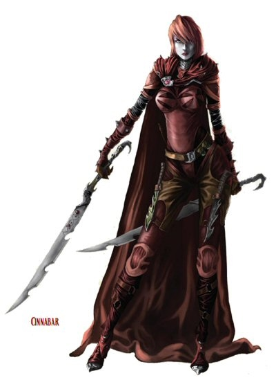 Cinnabar - Father Dale's Pathfinder Page