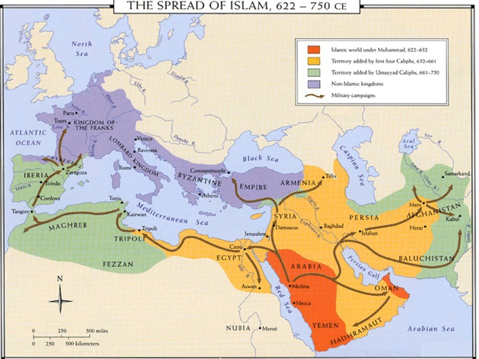 Islam ferguson apwh these chapters look at the rise of this religion how the islamic empire grew so quickly and the impact it had on conquered lands and people sciox Choice Image