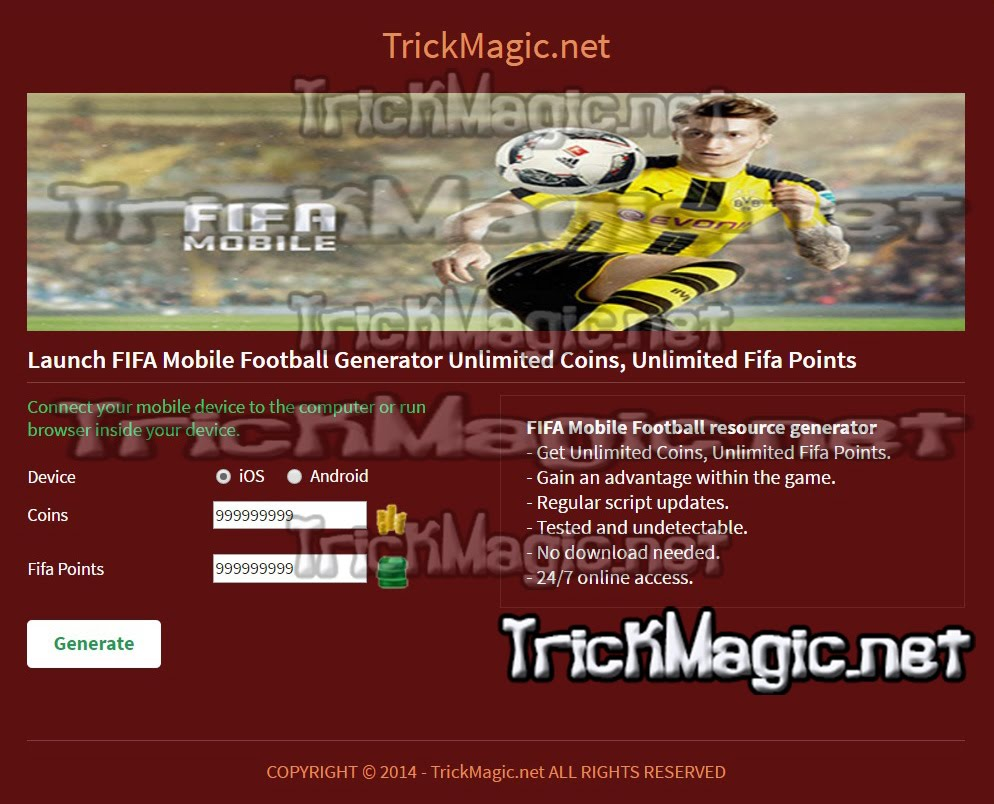 fifa mobile hack android