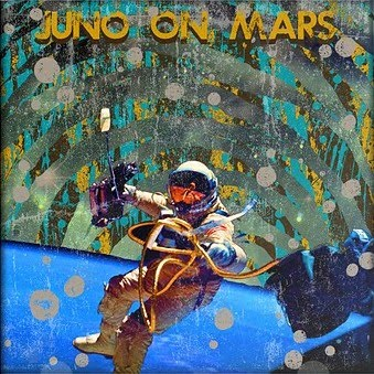 astronaut cd cover art