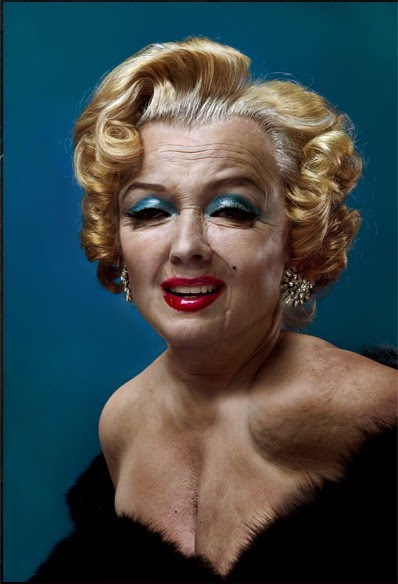 photo of marilyn monroe old