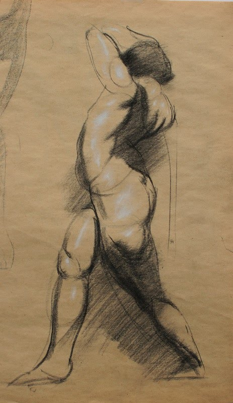 figurative sketch human form