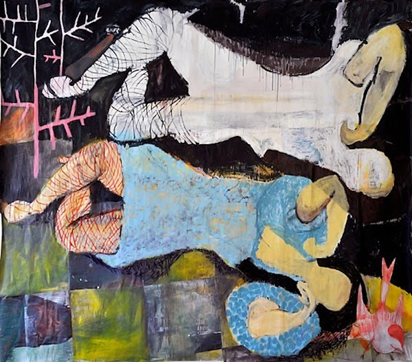 abstract figurative art