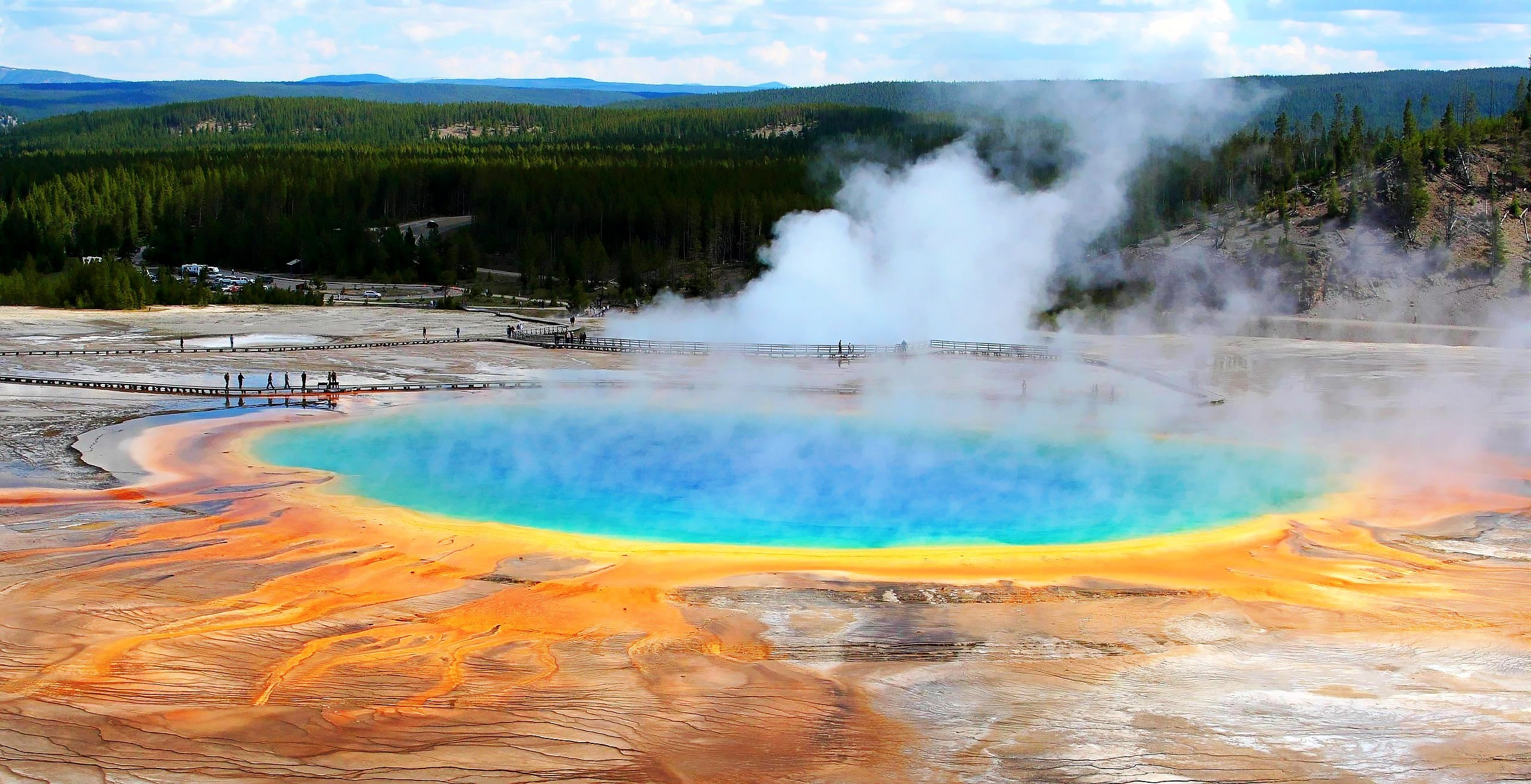 Yellowstone National Park - TOP10!! The most beautiful place in ...