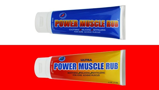 Fioverg Muscle Rubs
