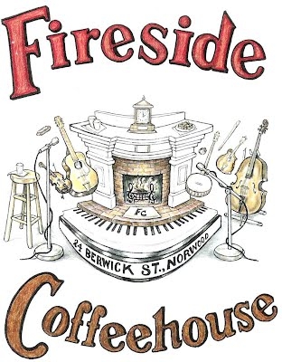 Fireside Coffeehouse logo