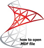 How to open  MDF file in SQL Server? - SQL DATABASE REPAIR
