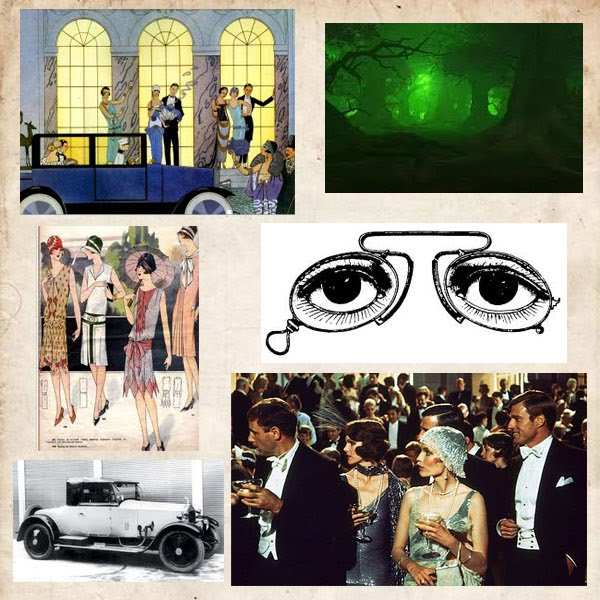 themes and symbols the great gatsby the hollowness of the upper class