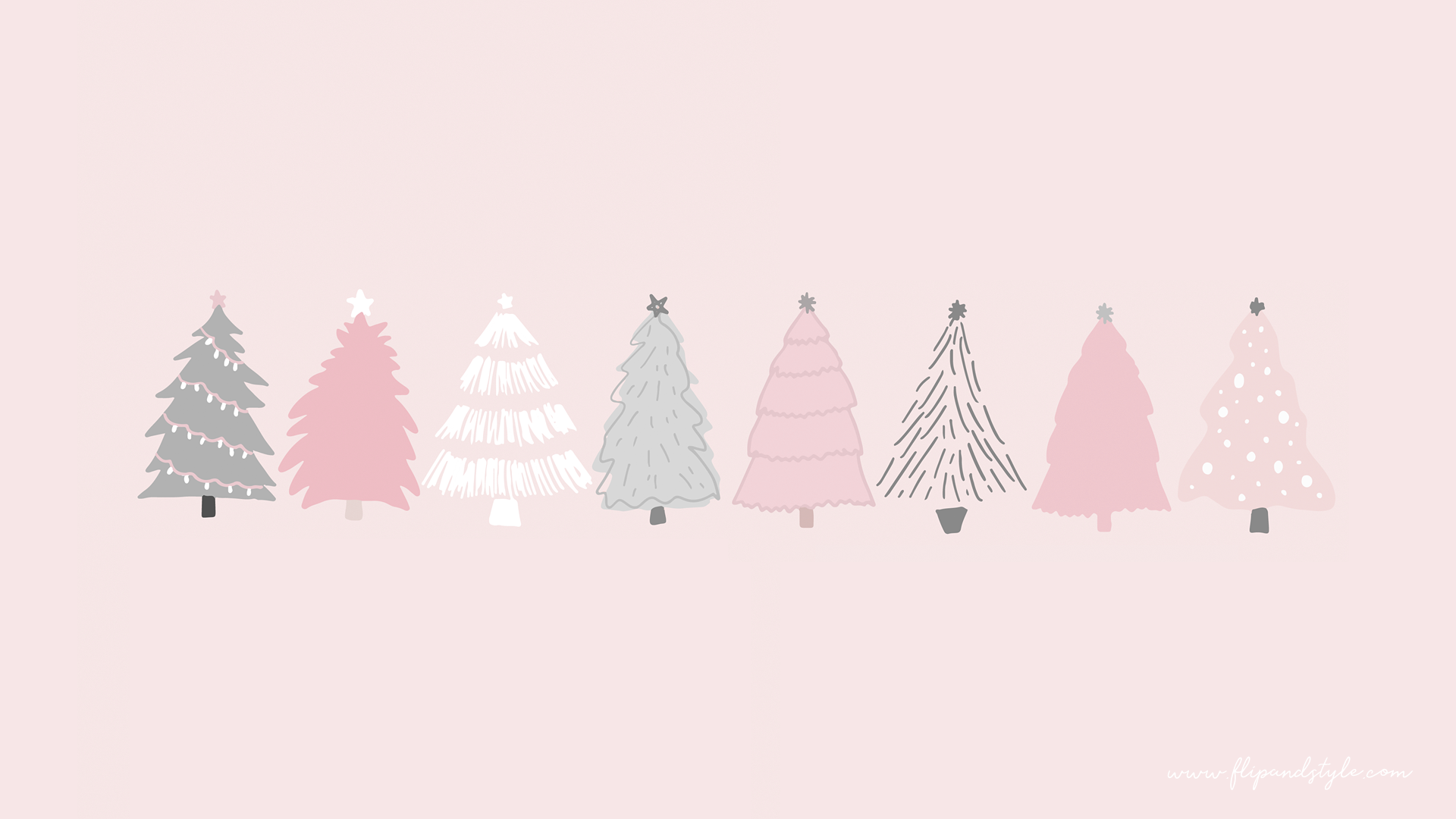 Free Festive Christmas Wallpapers Flip And Style