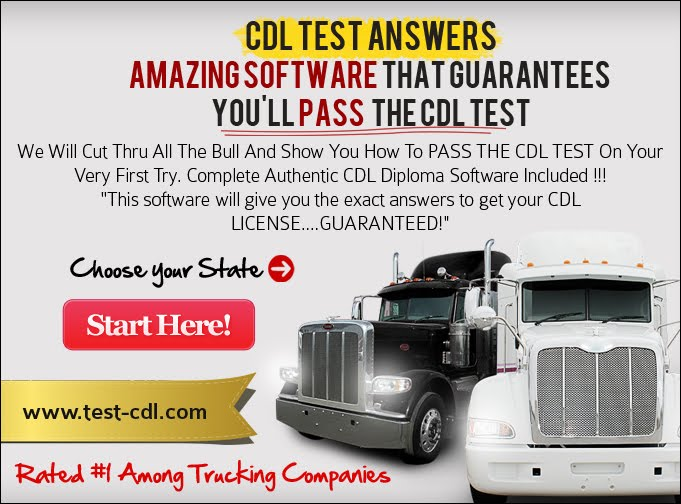 Take a Free CDL Class A Practice - The flow sheep