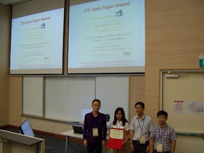 ZET Best Paper Award