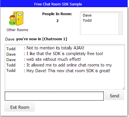Good chat room sites