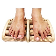 manual footmassager