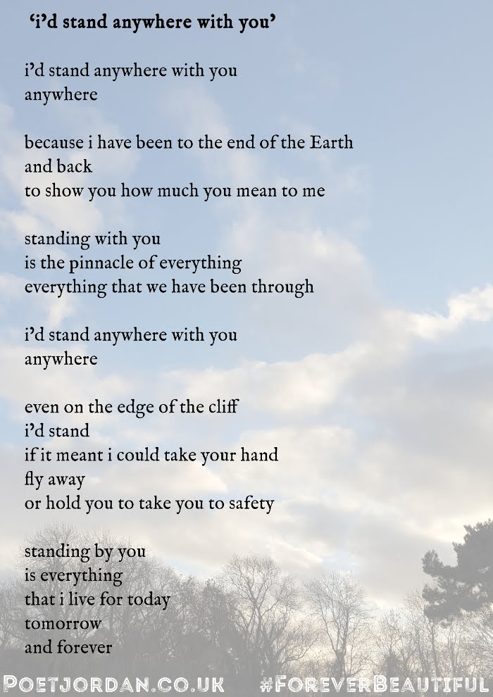 Poem for someone you love