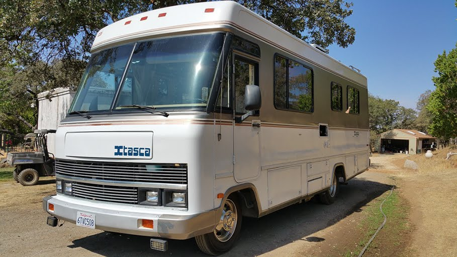 Rv for sale 1988 itasca suncruiser series m 27rq for Classic house 1988