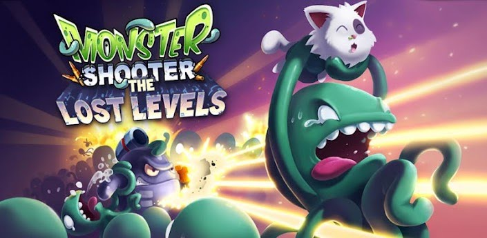 monster shooter lost levels el mejor uego shooter para android 1 Monster shooter: Lost levels, el mejor juego shooter para android