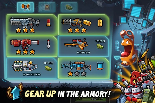 monster shooter lost levels el mejor uego shooter para android 2 Monster shooter: Lost levels, el mejor juego shooter para android