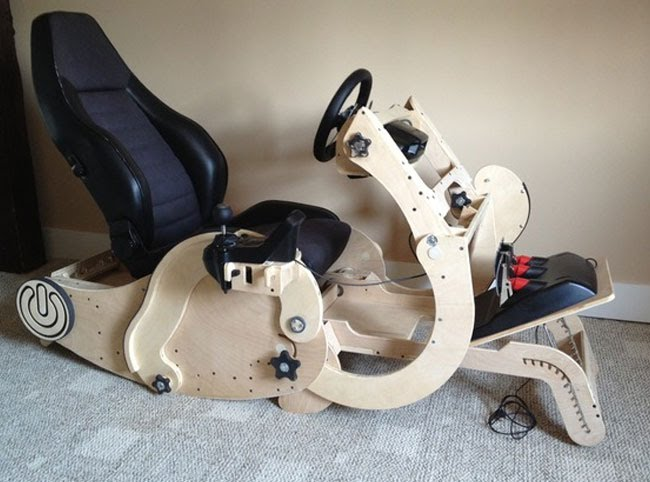 GO-GO Multi-Function Gaming Chair