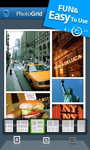 photo grid Photo Grid, crea collages en Android