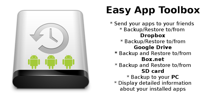 Backup-Easy-App-Toolbox