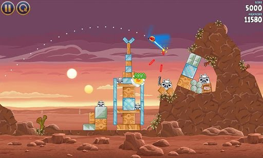 angry birds star wars Angry Birds Star Wars ya está en Android