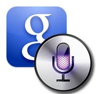 siri google voice search ¿Qué servicio es mejor, Siri o Google Voice Search?