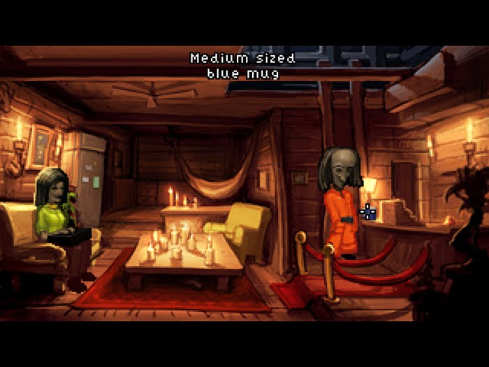 the journey down The Journey Down: Chapter One, aventura gráfica gratis en PC