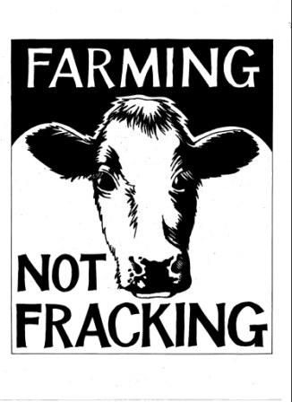 Farming - Not Fracking!