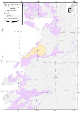 Map - Enegi Oil Plc