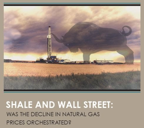 Shale & Wall Street: Was the Decline in Natural Gas Prices Orchestrated?