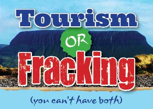 Tourism or Fracking - You can't have both
