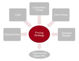 Pricing Strategy - Business Frameworks-MKT 622