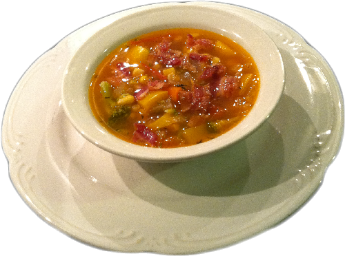 Double broth italian vegetable soup franits family recipes picture of finished recipe forumfinder Gallery