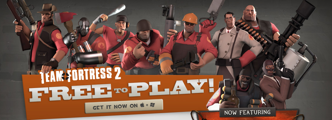 Free Team Fortress 2 Premium Gift Accounts 2018 - FREE DOWNLOAD ...
