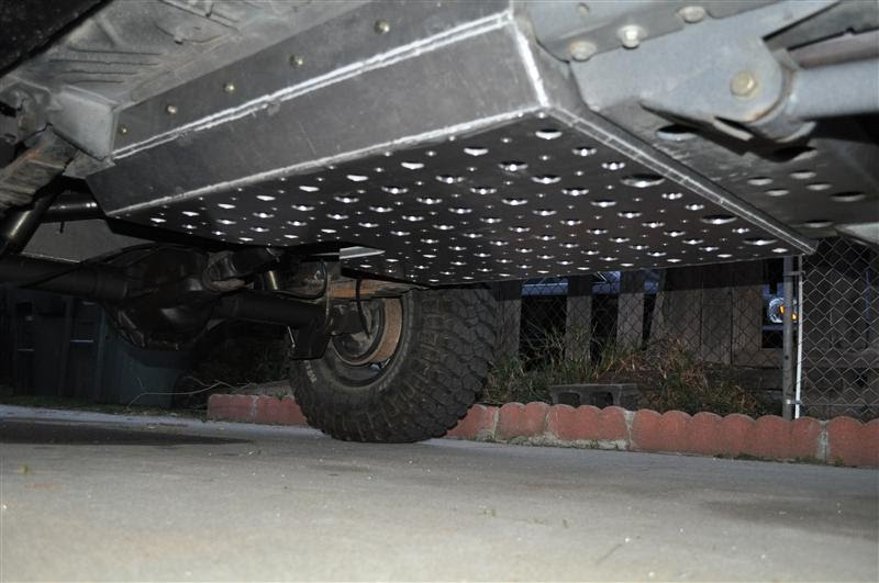 Construction Belly Pan : Belly pan skid plate page naxja forums north