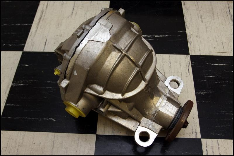 Cobra on Ford Explorer Rear End Differential