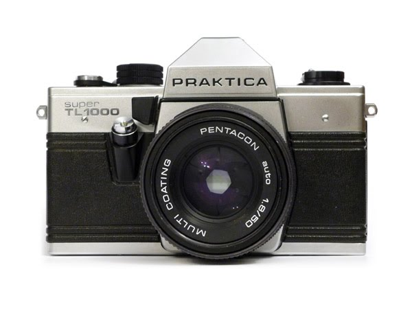 Praktica super tl 1000 from the focal plane to infinity