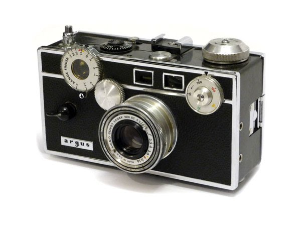 argus c3 from the focal plane to infinity rh sites google com Argus Movie Camera Argus Camera History