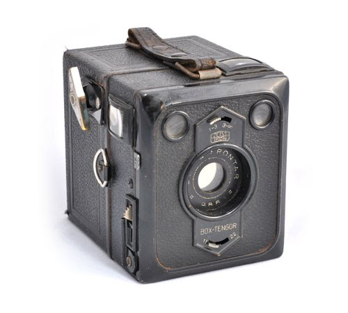 Zeiss Ikon Box Tengor - From the focal plane to infinity