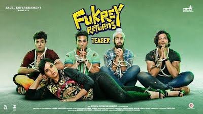 Fukrey Returns Full Movie Download Moviescounter 2017