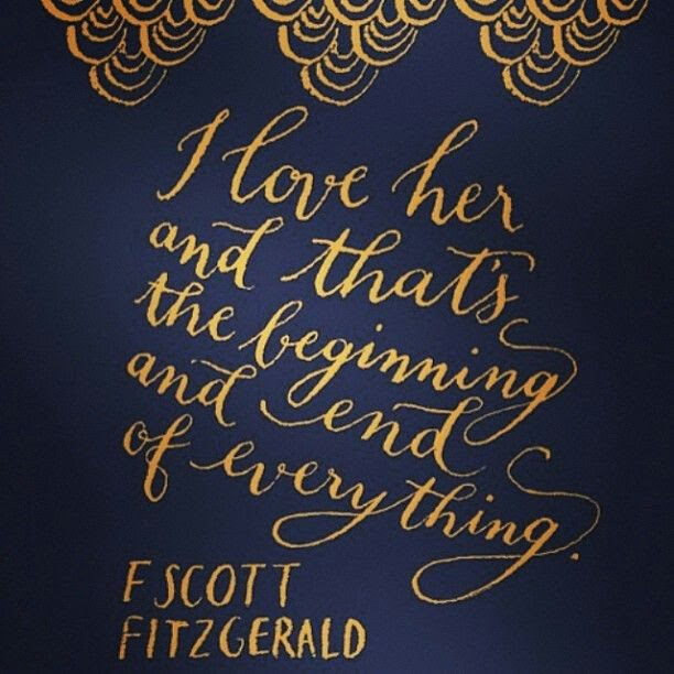 the beginning of everything The lives of zelda fitzgerald and her husband f scott fitzgerald are well- documented, not only because of their writings, but because of their.