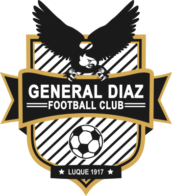 escudo Club General Díaz (Luque)