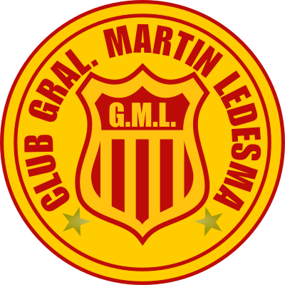 escudo Club General Martín Ledesma (Capiatá)