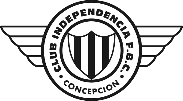 escudo Independencia Foot Ball Club (Barrio Itacurubí,Concepción)
