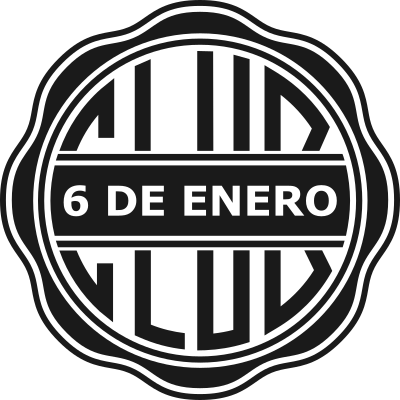 escudo Club 6 de Enero (Villa Don Bosco, Loreto)